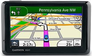 2009/2010 Garmin portable GPS navigation model reviews